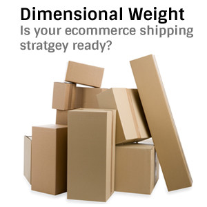 FedEx & UPS Dimensional Weight Change & Impact To Internet Retailers
