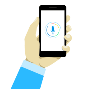 Conversational search with mobile device