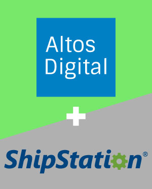 Altos Digital And ShipStation Partnership