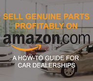 Sell car parts on Amazon